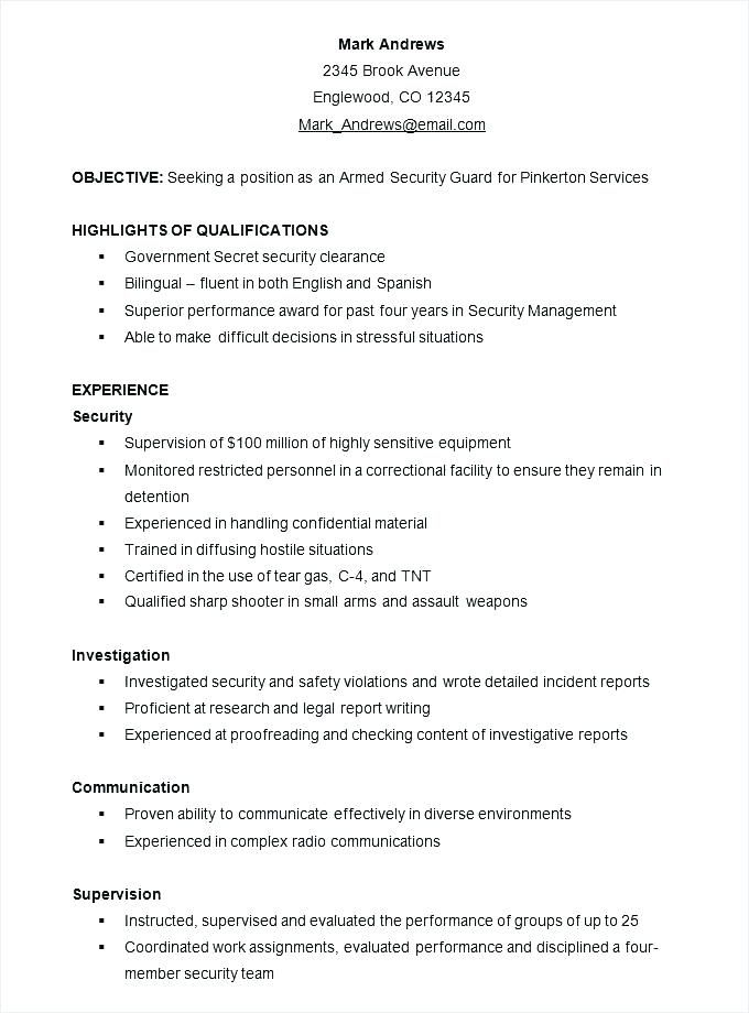In Spanish Functional Resume Template Functional Resume Samples