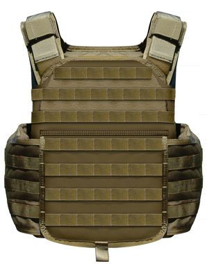 "The SOHPC was designed for Special Operations Forces and is PARACLETE's latest hard plate carrier. It has been innovatively designed to provide unmatched comfort, protection and flexibility to meet the needs of every mission. Through the addition of an adjustable cummerbund and internal side plate pockets for 6"" X 6"" hard plates, the SOHPC is the operator's choice for today's missions."