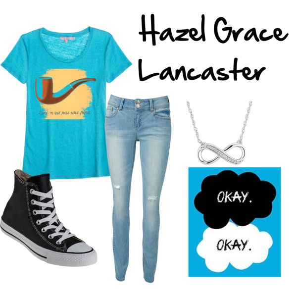 Hazel Grace Lancaster Inspired Outfit