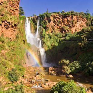 #Marokko #Rundreise - #OuzoudWasserfälle Wilde Schönheit Marokkos http://www.africa-royal-tours.de/marokko-rundreise/