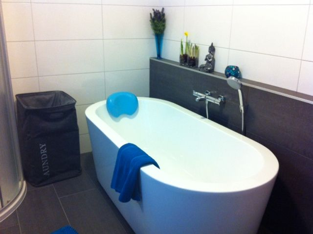 97 best badkamer vrijstaand bad images on Pinterest | Bathroom ...