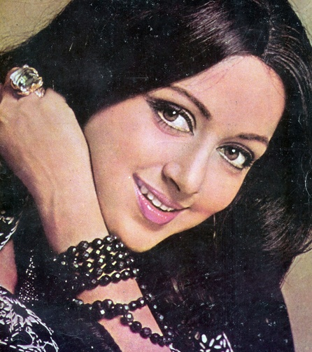 this pic of hema malini is totally adorable and should i say flawless