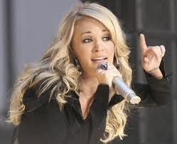 Carrie Underwood CMA 2012 Fantastic Voice!