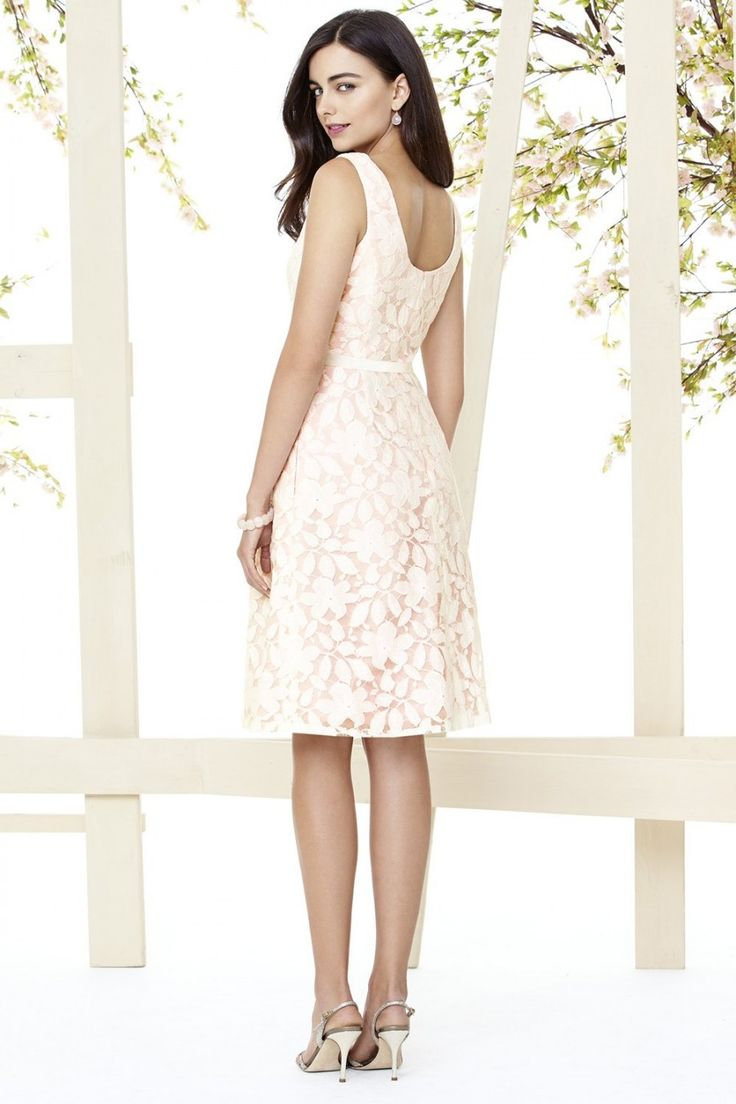 49 best social bridesmaids by dessy images on pinterest social bridesmaid by dessy 8155 scoop neckline lace cocktail length dress ombrellifo Choice Image