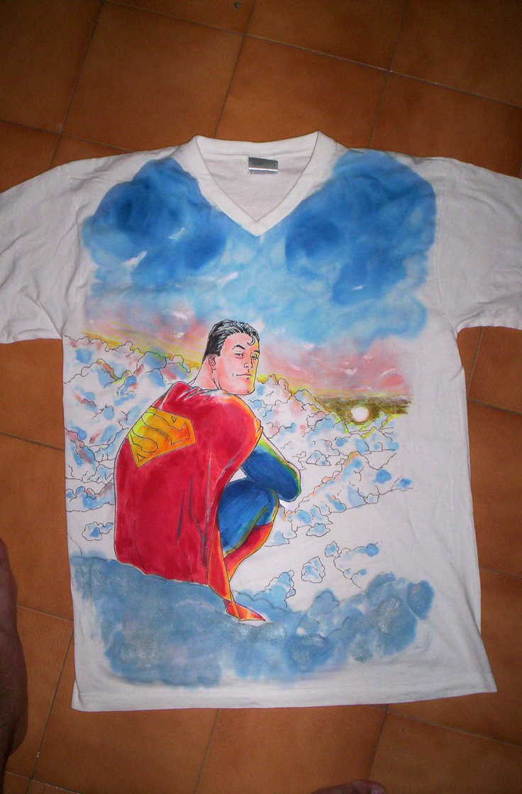 Alla star Superman tshirt