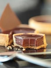 Tarte extraordinairement chocolat - une recette Tarte sucrée - Cuisine