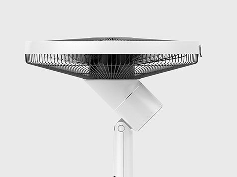 3D Circulating Fan | Red Dot Design Award for Design Concepts