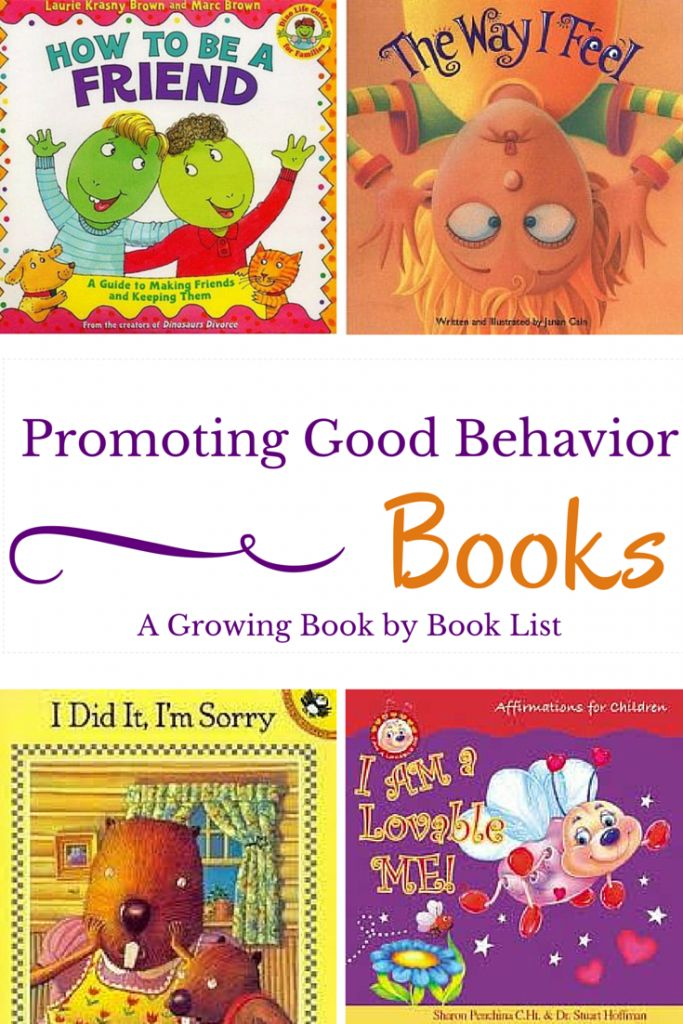 promoting children and cyps positive behaviour Have you ever had found yourself in a position of redirecting a child's behavior below are several books that help children develop a positive self-image and learn how to recognize their feelings redirecting and promoting good behavior.