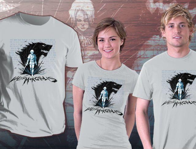 Arya's List T-Shirt - Game of Thrones T-Shirt
