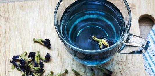Μπλε τσάι για φυσική απώλεια βάρους!Το τσάι που κάνει πάταγο παγκοσμίως..