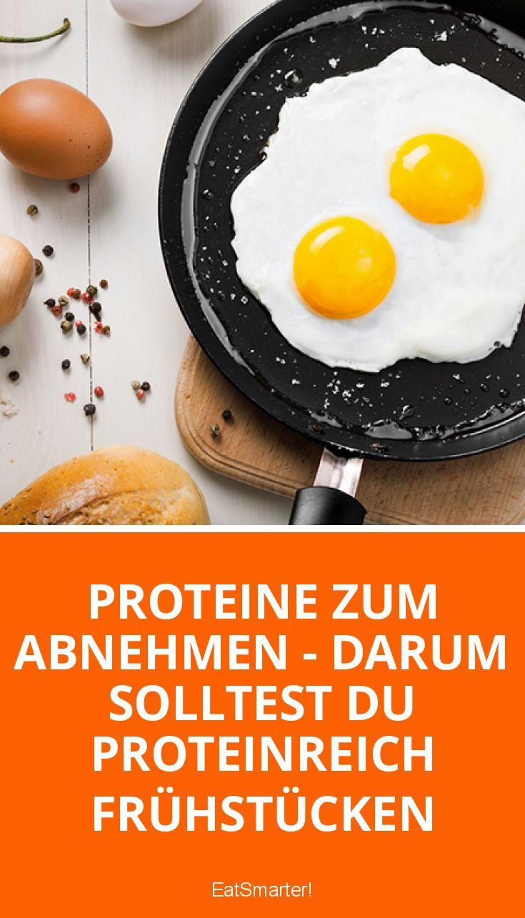 Welche proteinreichen Lebensmittel sollte man zum Frühstück essen?