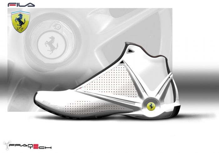 Zapatillas Fila Ducati Monster
