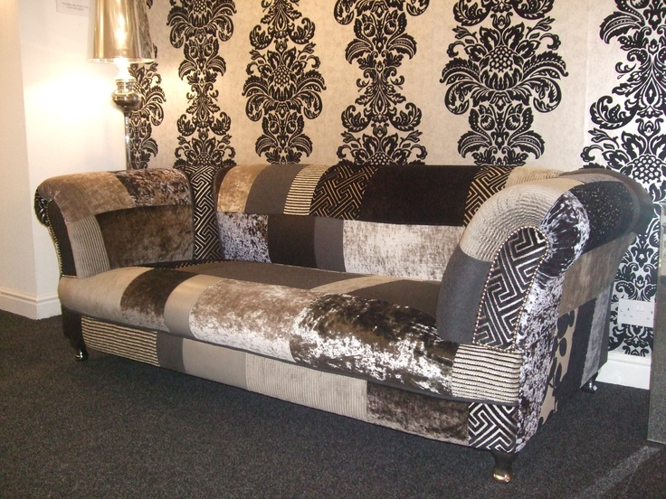 Patchwork Sofas Uk Go Your Own Way Sofa Bespoke Hand Made Quality