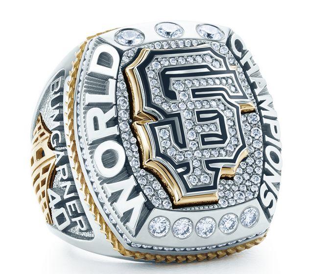 2014 World Series Ring