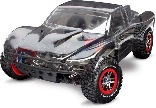 Traxxas Slash 4x4 Platinum Edition Electric RC Truck
