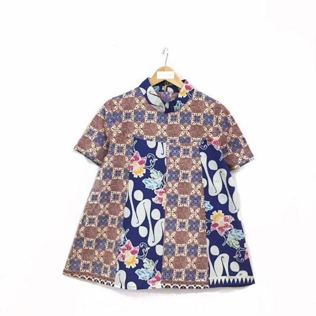 Saya menjual Blouse batik pendek seharga Rp124.000. Dapatkan produk ini hanya di Shopee! https://shopee.co.id/nurika.batik/243039273/ #ShopeeID