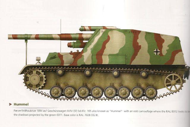 Miniaturas Militares Por Alfons Cànovas Guia De Colores Nº 6 Del Ejercito Aleman En La Ii G M Ejercito Alemán Guia De Colores Ejercito