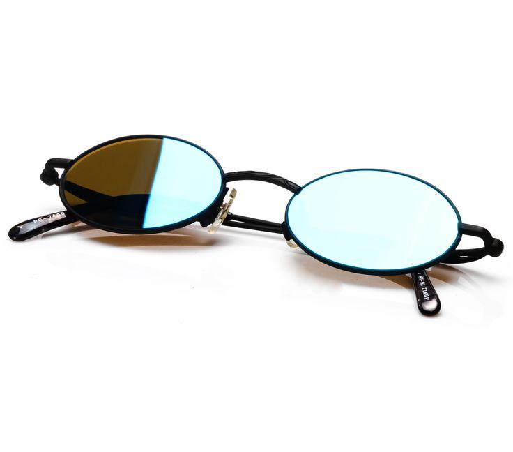 Paolo Gucci 7440 (Black Blue Mirror)