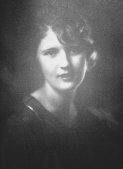 Zelda Fitzgerald - 1918
