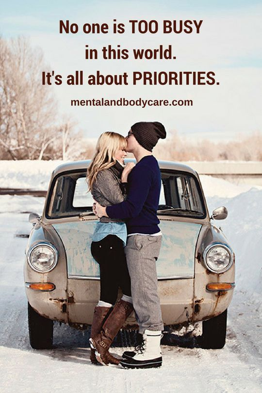Yep! Make your marriage a priority