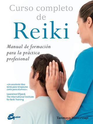 15345c  El <i>Curso completo de Reik</i>i es una valiosa guía para terapeutas, profesores y alumnos. Proporciona un profundo conocimiento del Reiki, con la explicación, paso a paso, de las técnicas y posiciones de manos de los tres niveles. Muestra todo lo que necesitas saber sobre la práctica del Reiki y cómo utilizarlo para curar física y mentalmente y para crecer espiritualmente. <br><br>• Proporciona los fundamentos de la curación a pacientes, la autocuración y la curación a distancia…