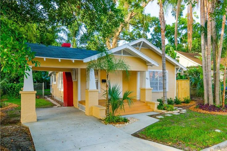 41 best bungalow charm seminole heights images on pinterest bungalow tampa florida and