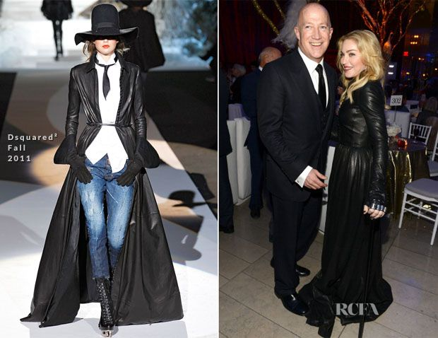 Madonna continua a fare linguaccia come Miley | Gossippando.it