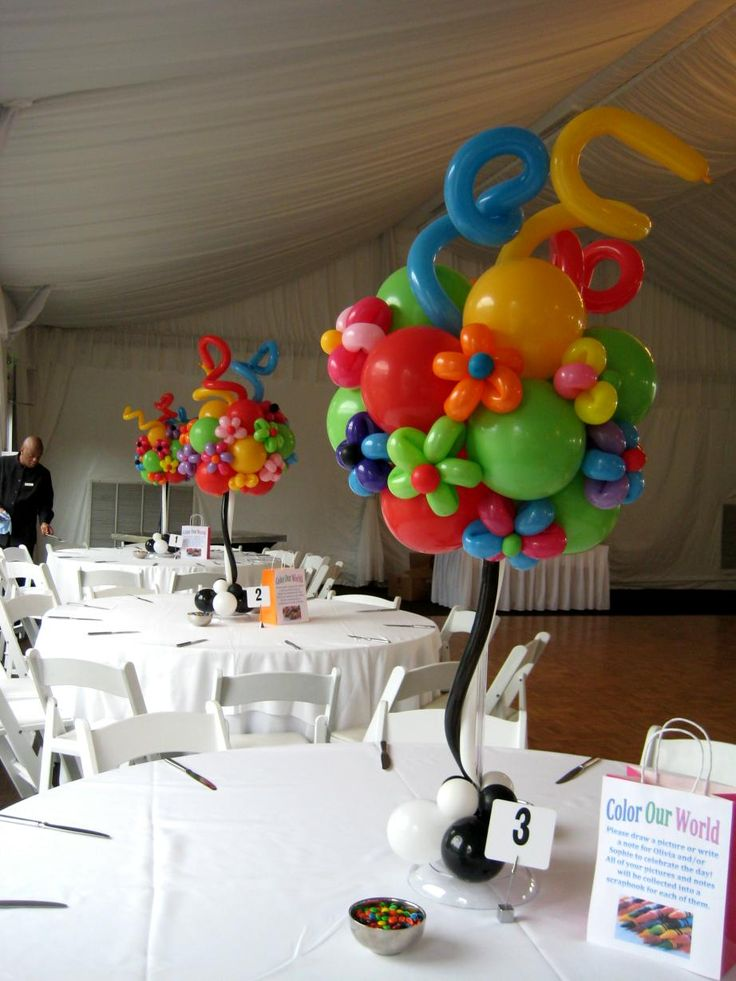 Best balloon arches columns decorations images on