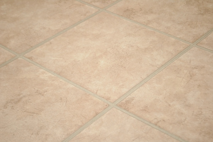 TILE STYLE LAMINATE!  Armstrong Natures Gallery Flooring Greige Crackle Laminate