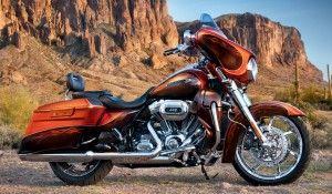 Harley-Davidson CVO: 2012 Street Glide