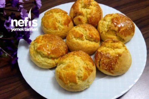 Portakallı Kurabiyem (Pastane Tadında) Tarifi