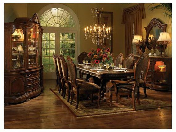 Dining RoomClassic Room Designs From Aico Furniture