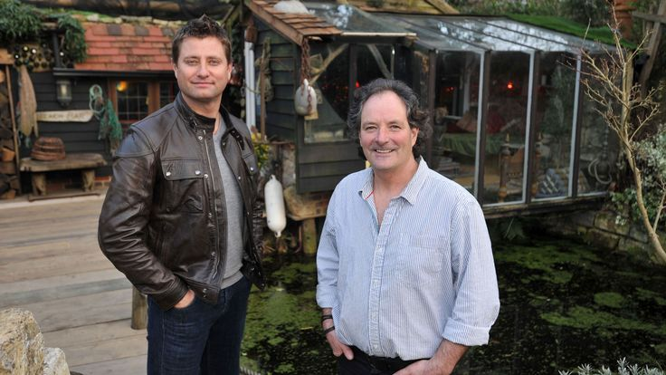 George Clarke's Amazing Spaces Shed of the Year competition shows unique, weird and wonderful sheds from across the UK. Available now on All 4 www.channel4.com/programmes/amazing-spaces-shed-of-the-year