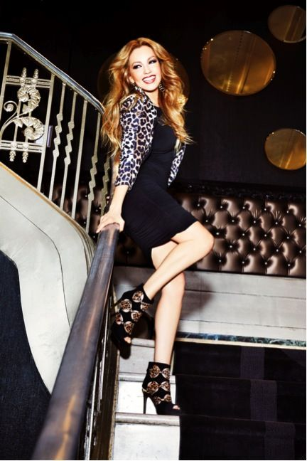Macy's Thalia Sodi collection at Macy's - Rattles & Heels. Check out LosTweens at Macys this weekend. #ThaliaSodiCollection #Macys #LosTweens