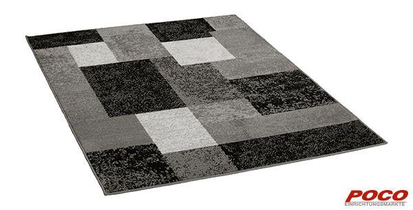 Teppich Champ Ca 160 X 220 Cm Grau Mit Bildern Teppich Wolle