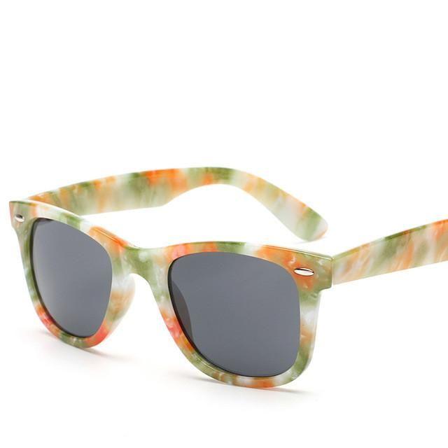 New Retro Bamboo Sunglasses Men Wooden Bamboo glasses Men Brand Designer Fashion Square Sport