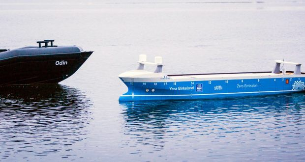 The ODIN USV and a working scale model of the YARA Birkeland all-electric, autonomous container vessel were on the water for test bed opening event   An official autonomous shipping test-bed was opened in Horten, on the coast of Norway, on 6 December. The new area is open to both Norwegian and international organisations, in order to support the growth in development of new solutions for autonomous maritime operations