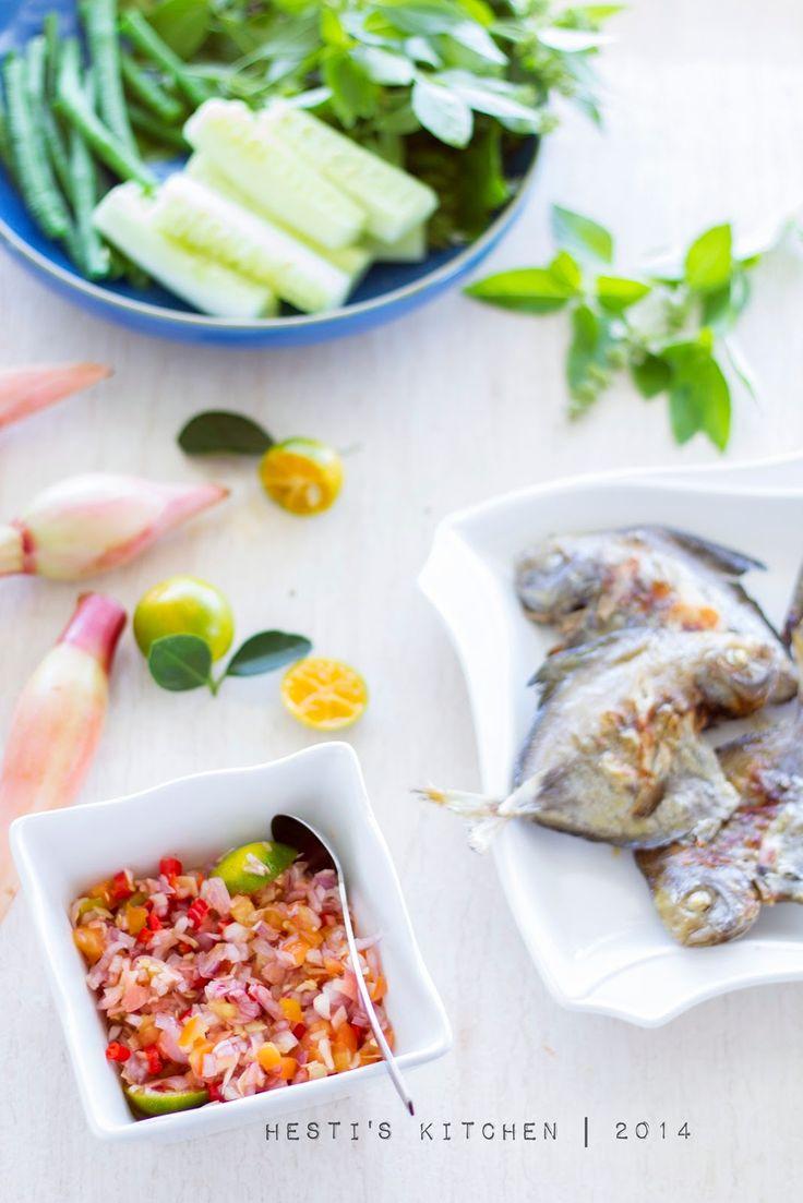 HESTI'S KITCHEN : yummy for your tummy: Sambal Matah
