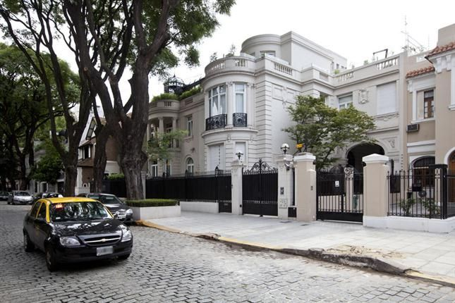 Casonas de Buenos Aires Arquitectura Argentina