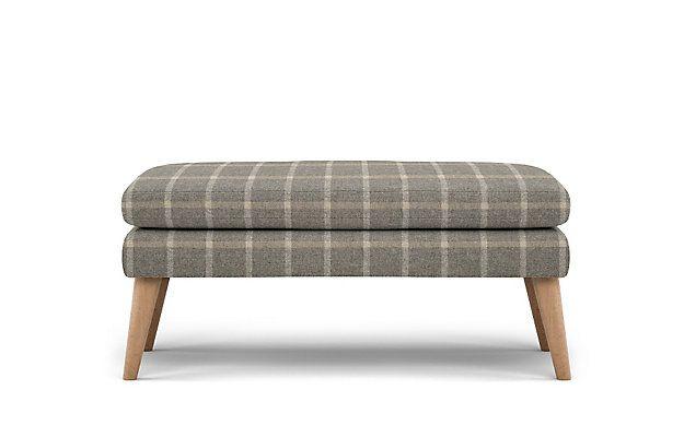 Harper Small Footstool | M&S