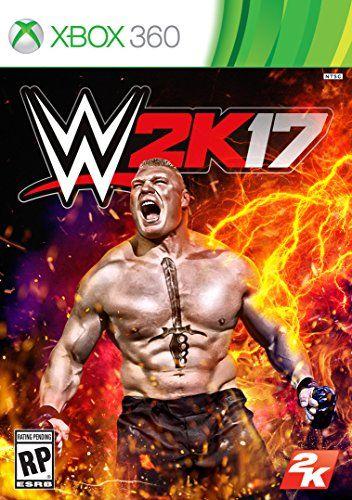 WWE 2K17 - Xbox 360 2K Games