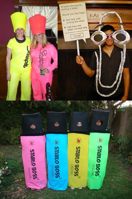 Group Costume Ideas for Workplace | Office Group Halloween Costume Ideas
