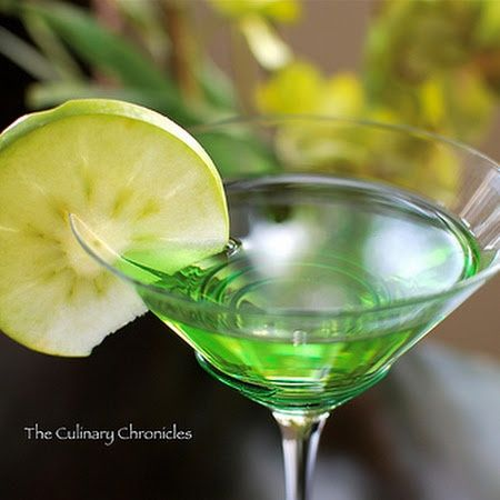 images appletini recipes | Green Appletini Recipe | Key Ingredient | Yummy Recipes | Pinterest