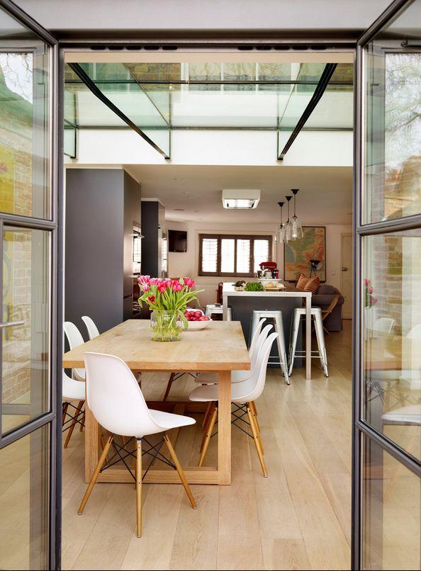 Die besten 25+ Eames dsw chair Ideen auf Pinterest Vitra möbel - wohnideen speisen moderne
