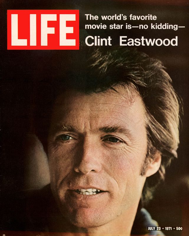 clint eastwood movies | Clint Eastwood: LIFE Magazine Photos of the Movie Star | LIFE.com