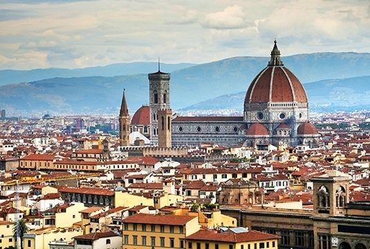 Moderne Romantik im Zentrum von Florenz  � inklusive Fr�hst�ck, Radausleihe und Verg�nstigung im Restaurant