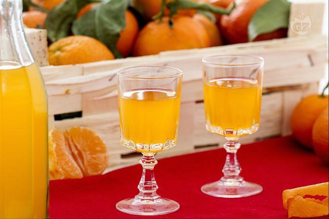 Ricetta Liquore al mandarino - Le Ricette di GialloZafferano.it