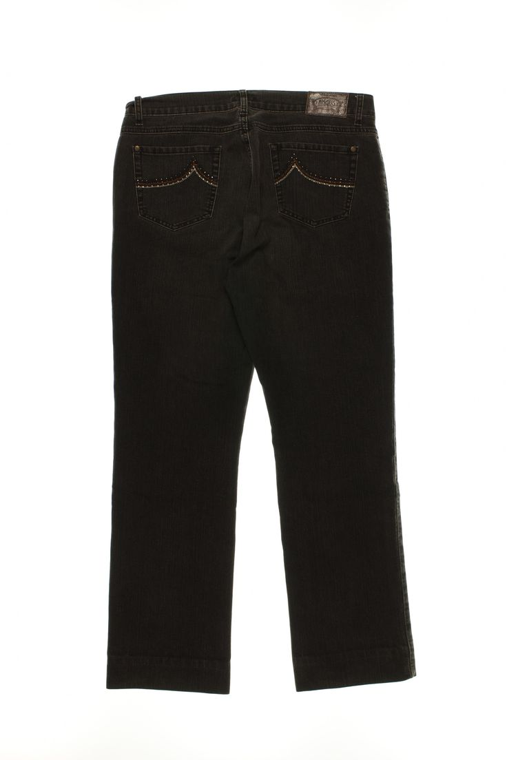ANGELS Damen Jeans Gr. W 33 L31 (XL) Baumwolle
