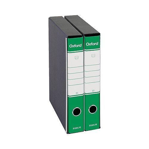 Registratori Esselte Business Formato 23x33 cm Dorso 5 cm Verde - https://www.cancelleria-ufficio.eu/p/registratori-17/