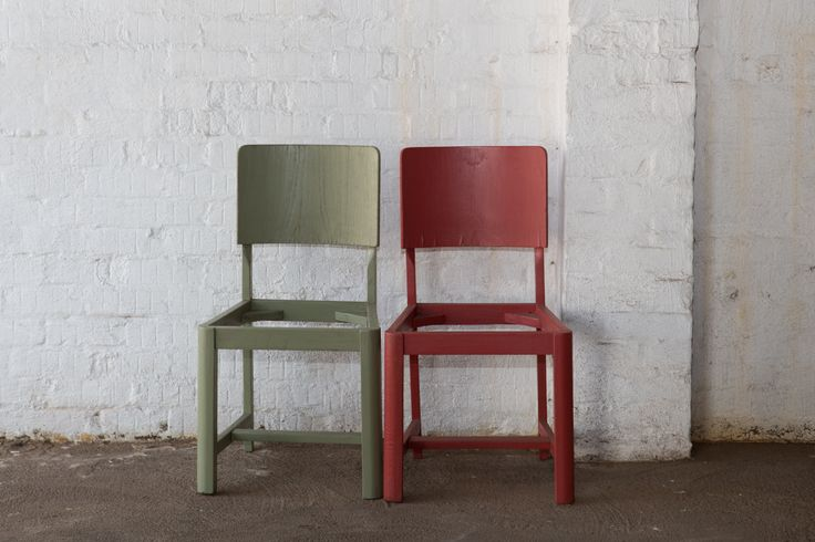 #NorthcliffAntiques Set of 6 1970's retro chairs newly painted. #Retro #Vintage #Chairs #Johannesburg
